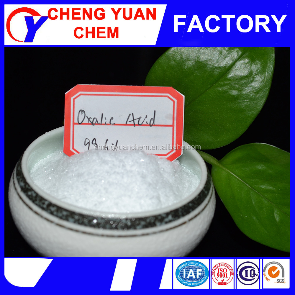 factory price oxalic acid h2c2o4 2 h2o