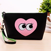 large capability storage pu fashion clutch bag for travel&shopping lovely lady storage