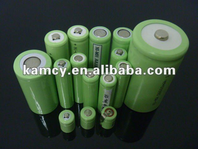 first power nimh rechargeable battery