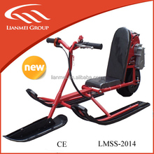 Mini gas snow scooter cheap price