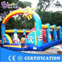 Popular cheap inflatables bounce jumpy house for rent