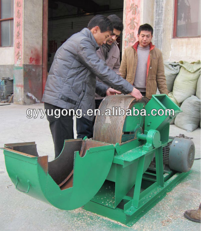 Yugong Disc Wood Chipper Machine,Small Wood Chipper
