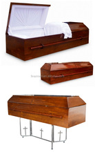Funeral Coffin casket bed