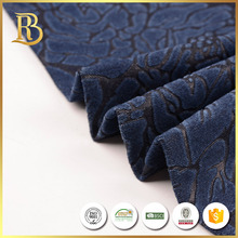 New arrival Chinese modern pattern cheap soft coloured denim fabric