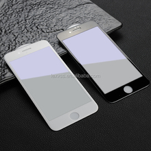 Protect eyes anti blue light screen protector/Sexy blue film for iPhone7