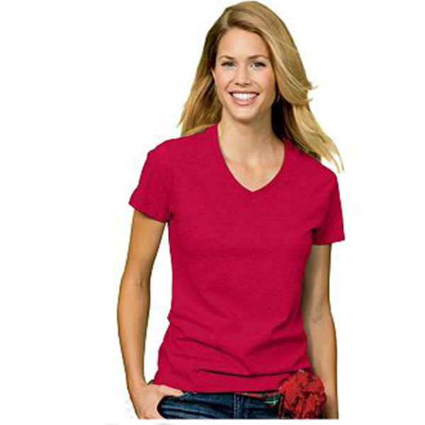 Plain ladies fitted 95 cotton 5 spandex lycra t shirts o for 95 cotton 5 elastane t shirt
