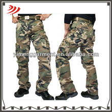Custom-made high quality camouflage military pants