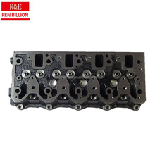 Japan Isuzu original cylinder 4LE1 4LE2 cylinder head - Excavator engine parts