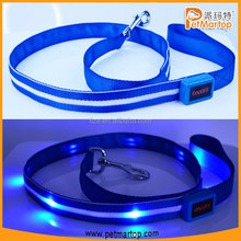 Original Nylon led dog leash TZ-PET6102 dog leash lock