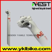 mountain bike spare parts alloy seat post
