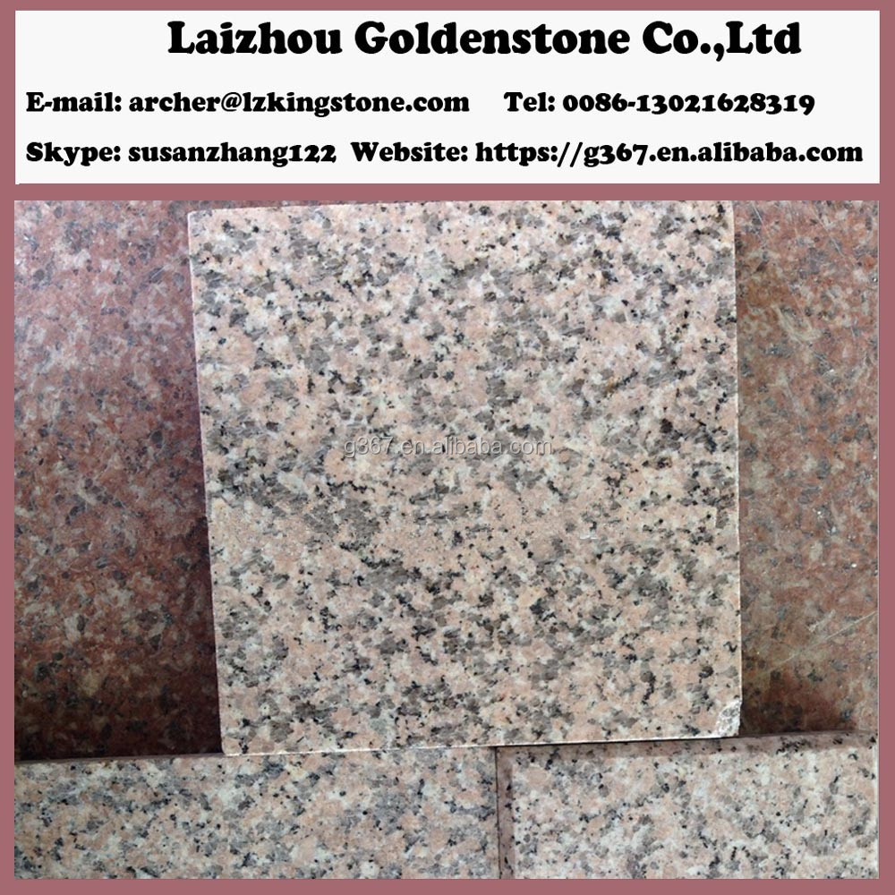 Maple red G562 Chinese granite polished flooring tiles