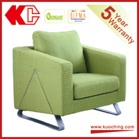 High Quality Modern Comfortable Fabric Sofa / Living room Sofa