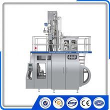 Bottle Aseptic Carton Filling Capping And Labeling Machine