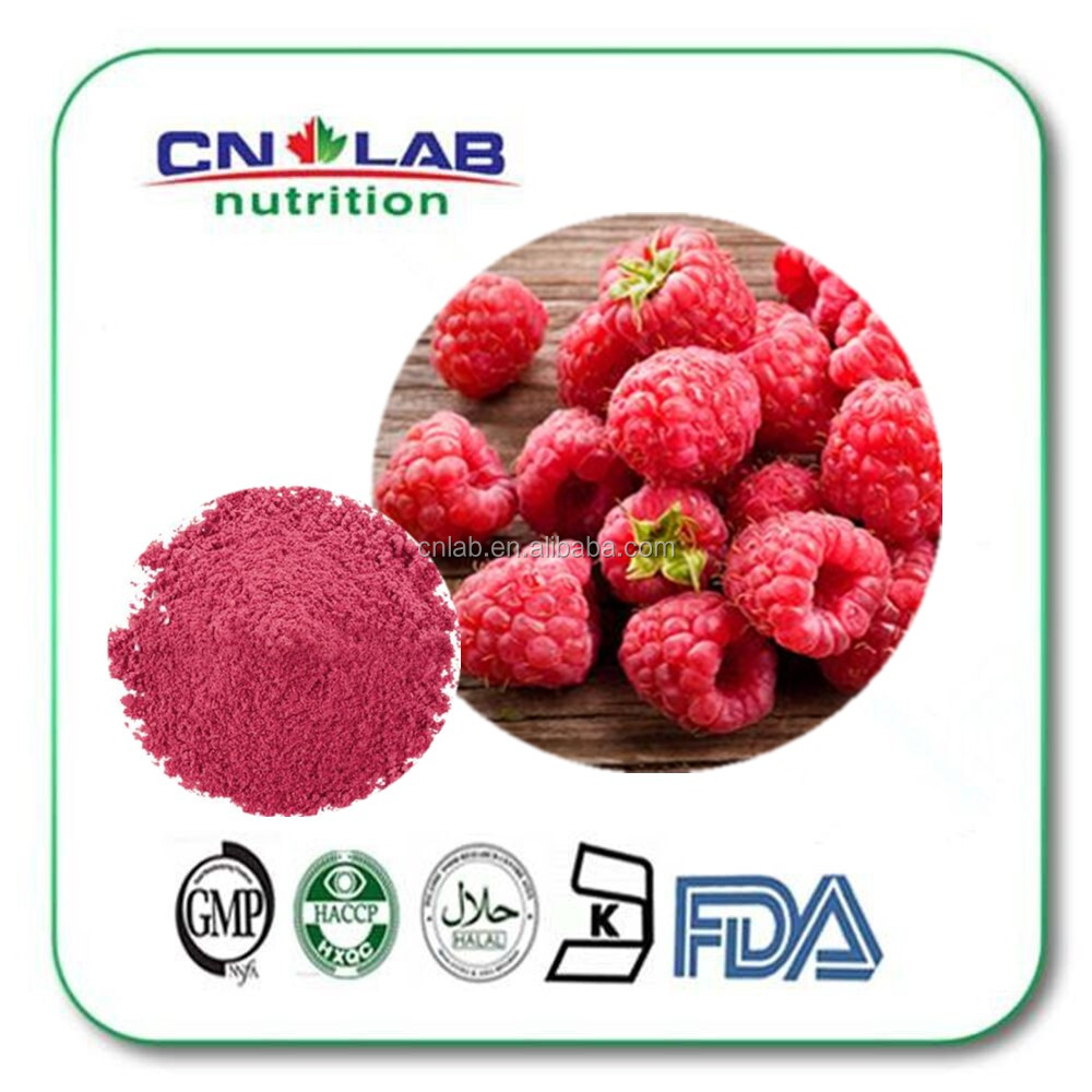 Beverage Pure natural dried Raspberry Fruit Powder