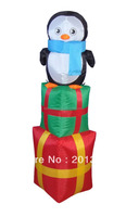 Customized size inflatable christmas products