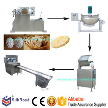 Professional cereal bar cutting machine