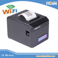 80mm Wifi Thermal Printer Wifi USB Lan Ports Factory Hot Selling HOP-E801