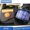 Newest Pet Waterproof Charging Shock Tone Vibration Mode Electric Wireless Dog Fence 2500 Square Meters Control TP16