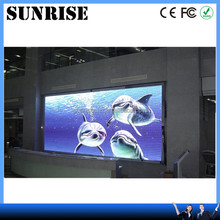 China full color high quality led display screen module indoor led large screen display in alibab