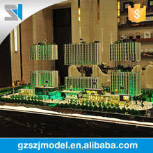 Volume sales real estate architectural scale models material