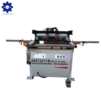 Quality assurance cnc hole wood drilling machine