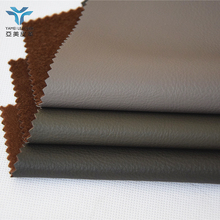 PU Breathable leather for shoes, suitcase and sofa with superior air permeability