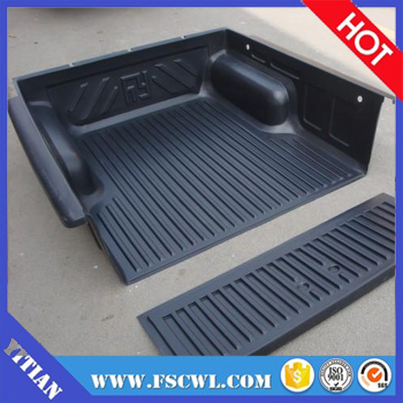 OEM Vacuum Forming ABS HDPE Plasitc Pickup Truck Bed Liner