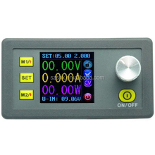 DP50V5A Digital Controller DC Step Down Converter with LCD screen voltmeter ameter power meter 48V to 36V with case cc cv