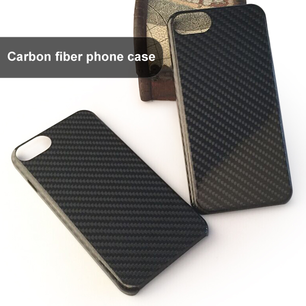 Best selling 100% real carbon fiber mobile phone case cover for iphone 7