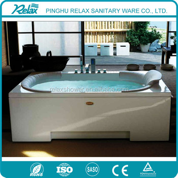CE,TUV,ROHS luxury Best Acrylic Bathtub glass massage bathtub price