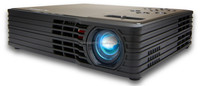 LED Projector, HD 720p, 1000 Lumens, Micro Projector