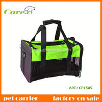 Supplier popular pet cage dog carrier