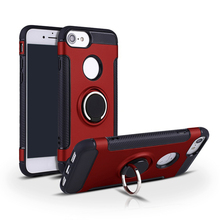 Rotation shell mobile phone case, for iphone 7 tpu case