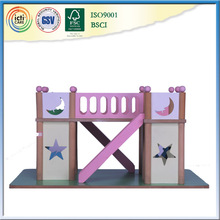 Wpc garden house as New item high quality enlighten toy
