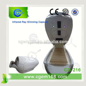 Modern slimming beauty equipment infrared sauna spa capsule
