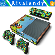 protective sticker for sony ps4 silicone skin for ps 4 and for xbox one