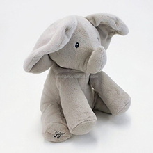 elephant plush <strong>toy</strong>