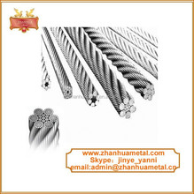 manufacturer of galvanized steel wire rope 16mm