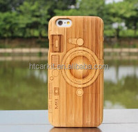 2015 newest wood carving case for iphone 6 unique Carved Wood Phone Case for iphone 6