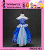 2015 fashion new arrived sleeveless Princess baby dress top quality bow design cinderella dress for children girl