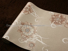 PT1435 home deocr grade A pvc european wallpaper dealers