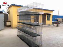 China Large Wire Parrot and Pigeon Breeding Cages