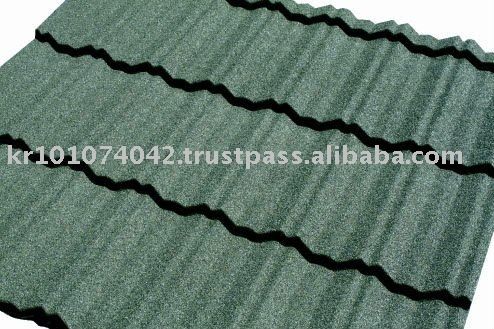 Stone coated Metal Roofing Tile - DS CLASSIC