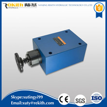 Good selling DBD/DBK pressure safety normally open water solenoid valve