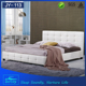 Modern design king size bed designs from China