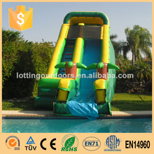 used swimming pool slide, giant inflatable slide for sale, Inflatable swimming pool Slide for Sale