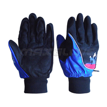 Corduroy Women Gloves For Winter Use