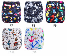 2016 hot sale new design ananbaby bulk cloth diapers babies diaper covers