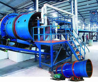 npk granule compound fertilizer making production line