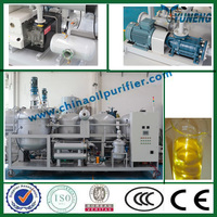 Mini Waste Oil Refinery Plant,Used Oil Recycling atmospheric and vacuum distillation unit